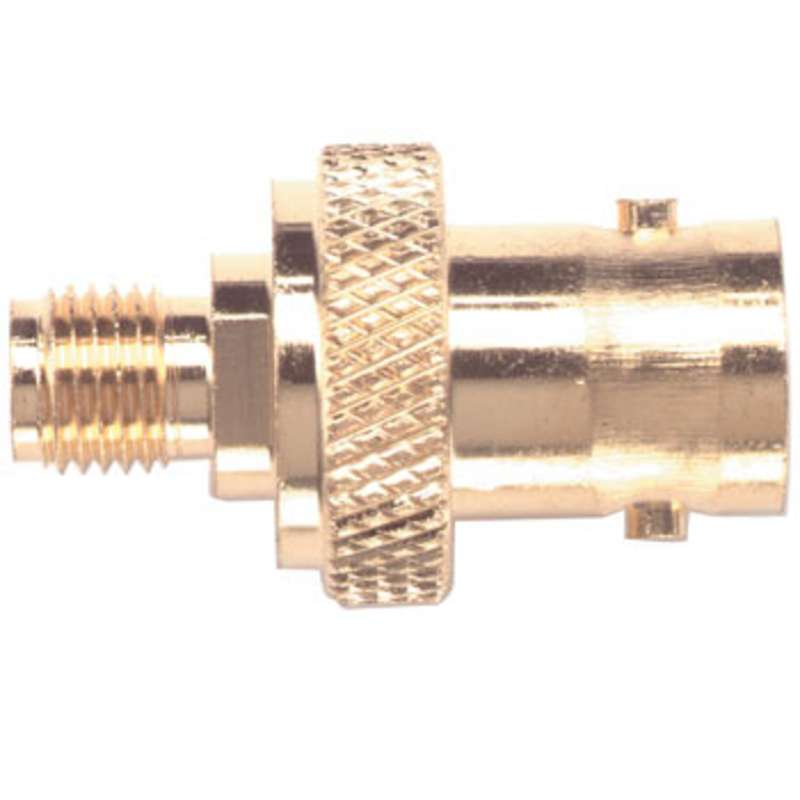 SMA (Female) to BNC (Female) Between Series Adapter