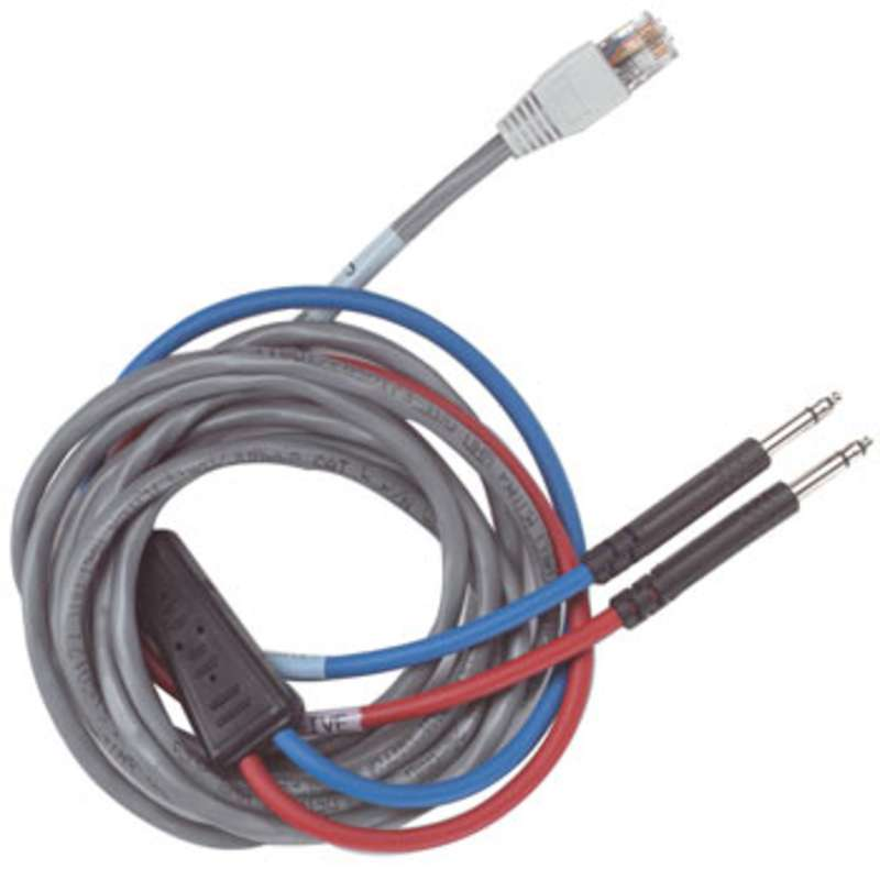 bantam plugs two singles to rj45 rj48 shielded connector cable 96 quot