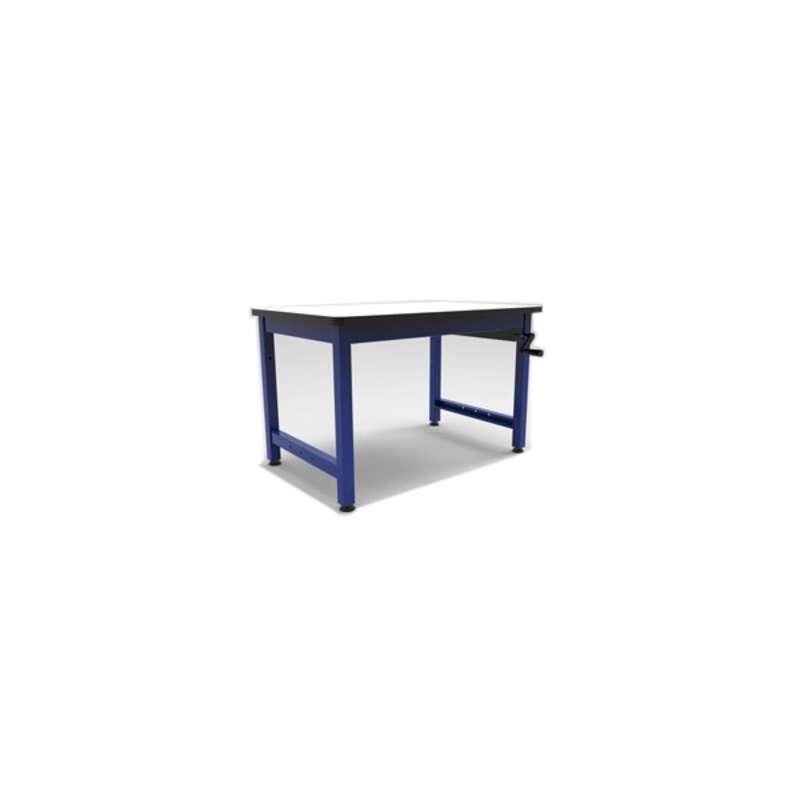 Production-Basics Hand-Crank 4-Post Adj frame for 36x60 surface