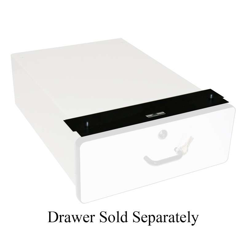 HD Series Quick Ship Option Drawer Hanging Kit (1 per Drawer Stack)