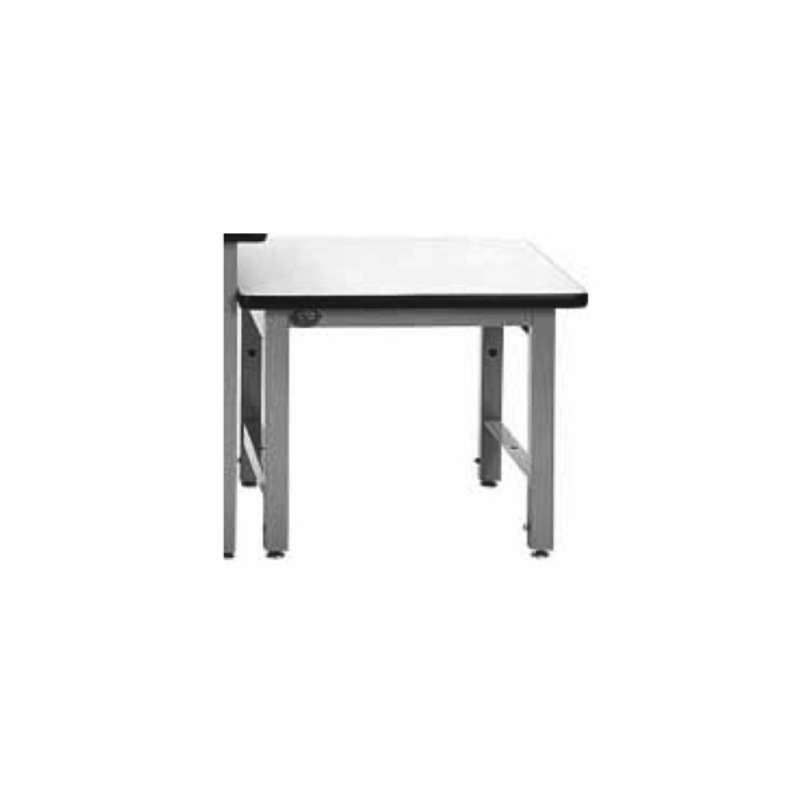 """Scale Stand, 24"""" x 24"""", with 24"""" - 30"""" Adjustable Height for Use with Packaging Stations"""