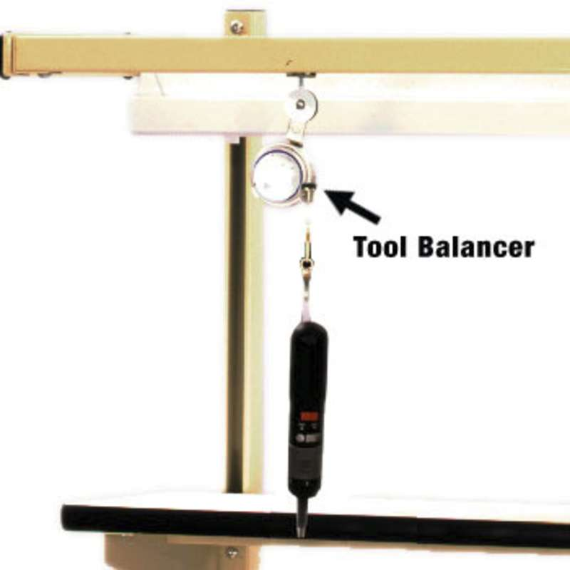 Tool Balancer For Tools Weighing up to 1 lb. (Mounts to LTF)