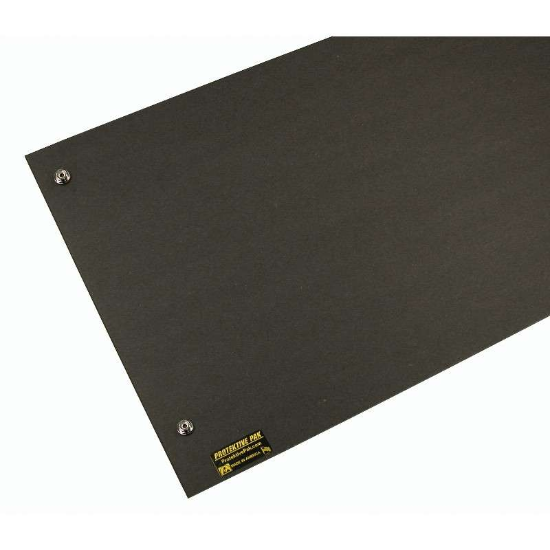 Solid Fiberboard Pro-Mat with 2 Female Snaps