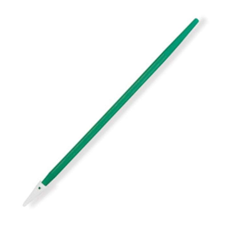 """ESD-Safe Pointed Foam Swab with 0.34 x 0.14"""" Tip and Polypropylene Handle, 2.66"""" Long, 50 per Bag"""