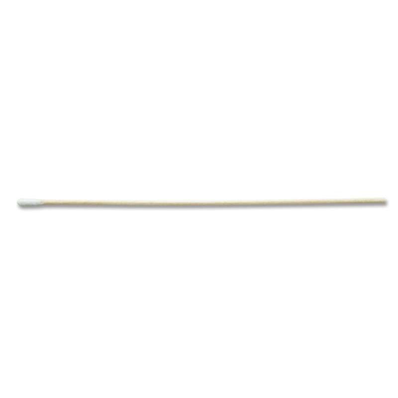 "Double-Head Cotton Swab with .087"" Pointed Tip and Paper Handle, 2.91"" Long, 25 per Bag"