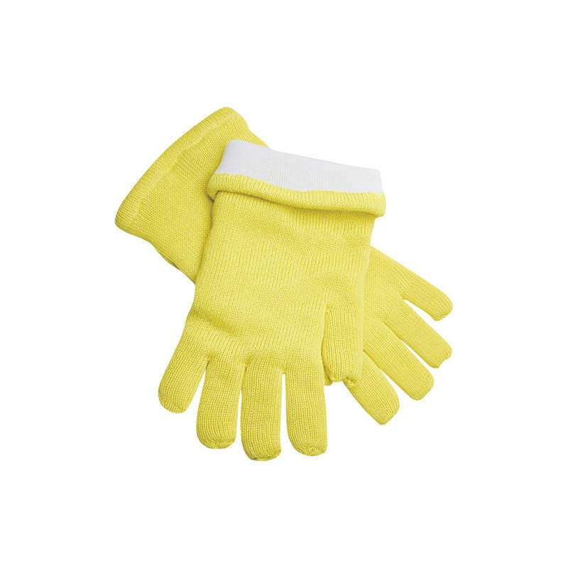 "Qualatherm® Extreme High-Temp Wool Cleanroom Glove, Men's One Size Fits All, 14"" Long"