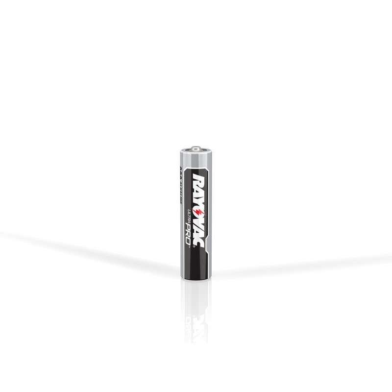 Rayovac UltraPro AAA Alkaline Batteries, 8 per Pack