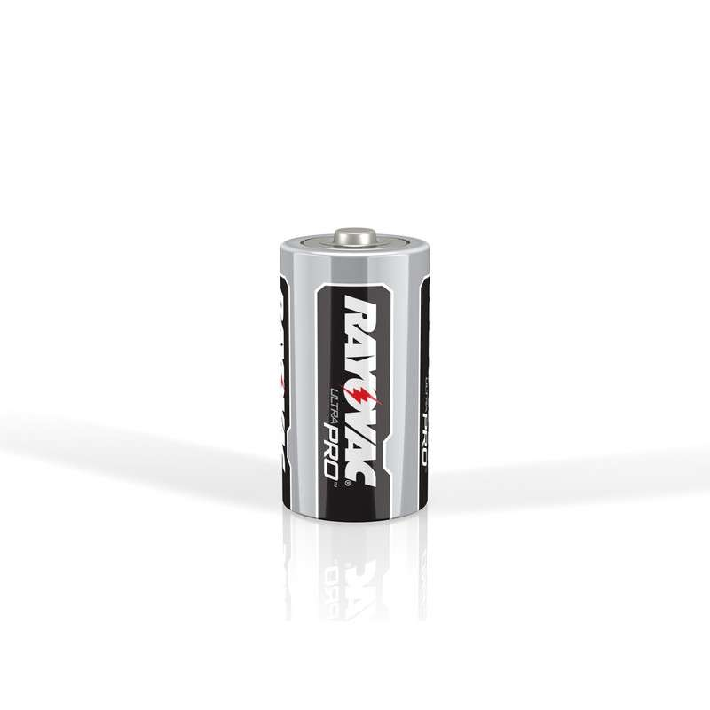 Rayovac UltraPro C Alkaline Batteries, 6 per Pack