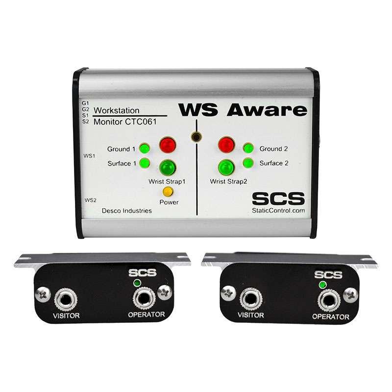 SCS / Desco CTC061-3-242-WW