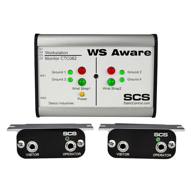 SCS / Desco CTC062-RT-242-WW