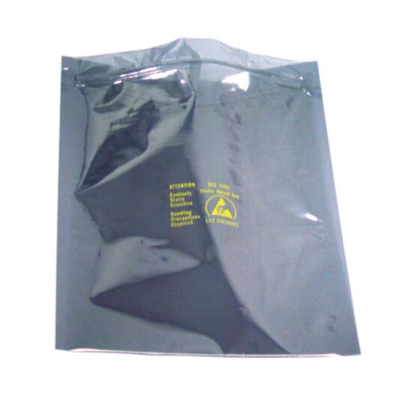 """1000 Series 2.8mil Open Top Metal-In Static Shielding Bag, 18 x 20"""", 100 per Package"""