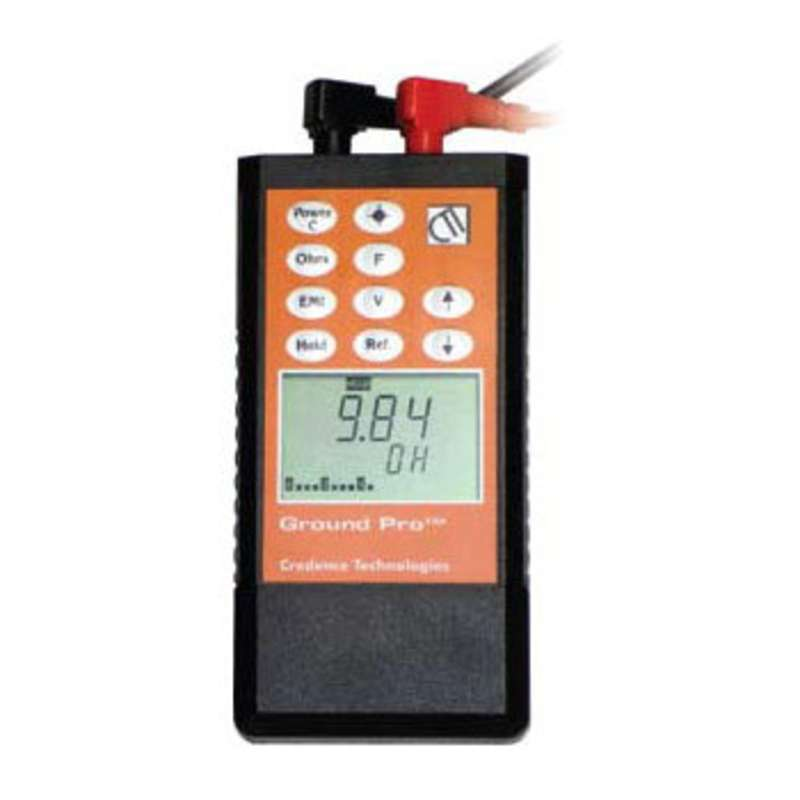 Ground Pro™ Gound Integrity Meter, ANSI/ESDA S20.20 and ANSI6.1 Compliant