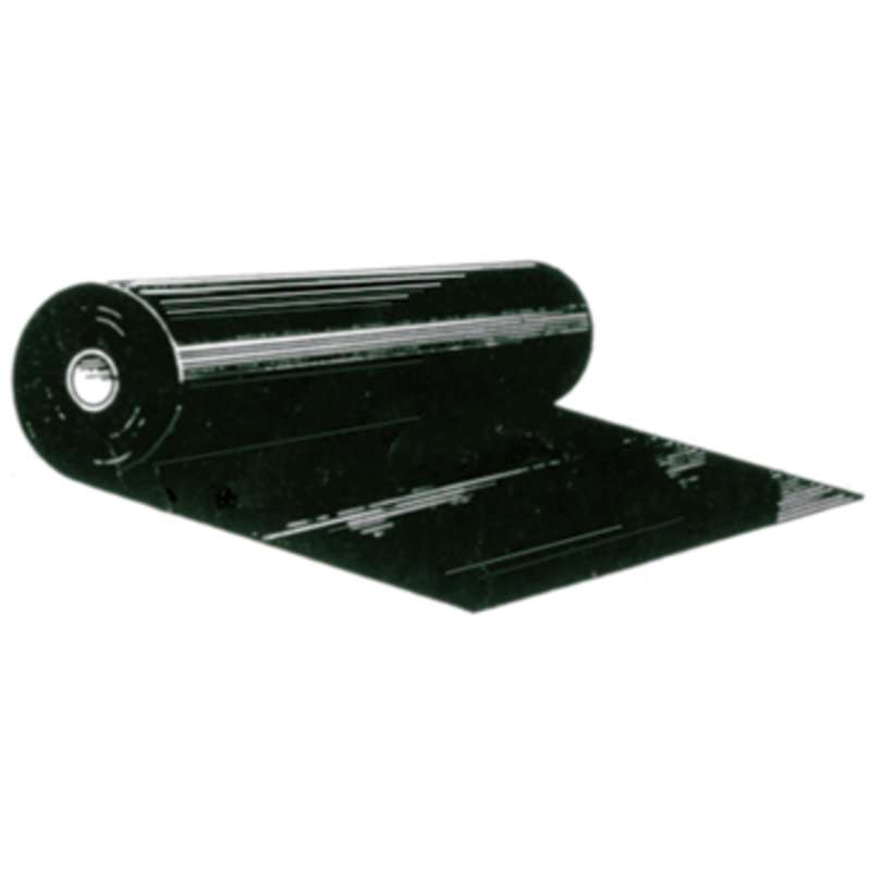 "Velostat Conductive 4mil Black Polyethylene Film Roll, 36"" x 150' Long"