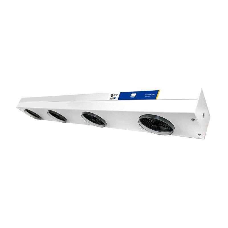 Aerostat FPD 4-Fan Overhead Ionizing Blower, 120V, 60 HZ