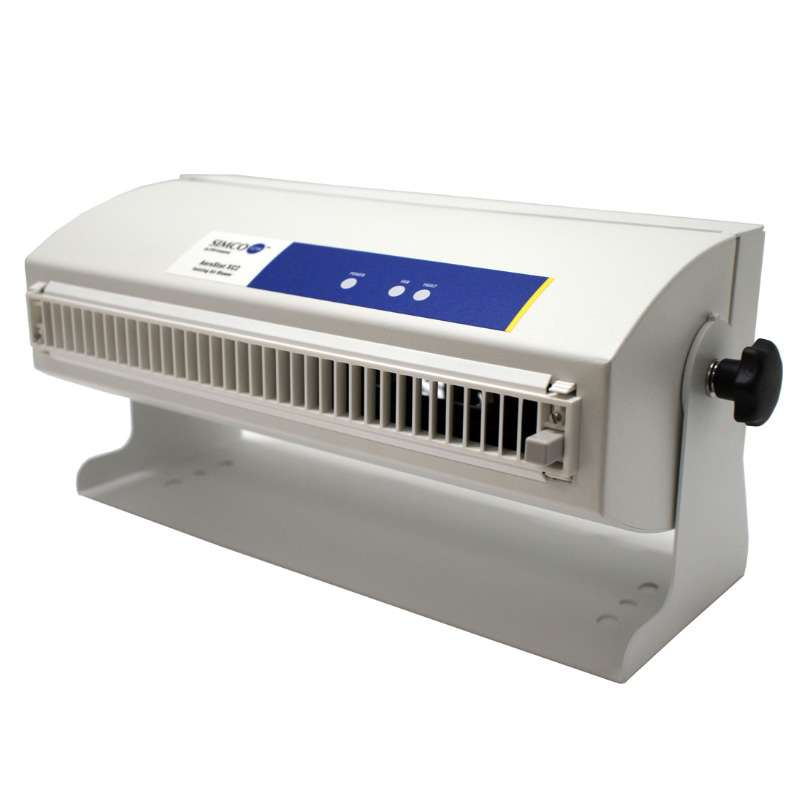 Aerostat XC2 Extended Coverage Benchtop Ionizer with Heater, 120V Power Supply