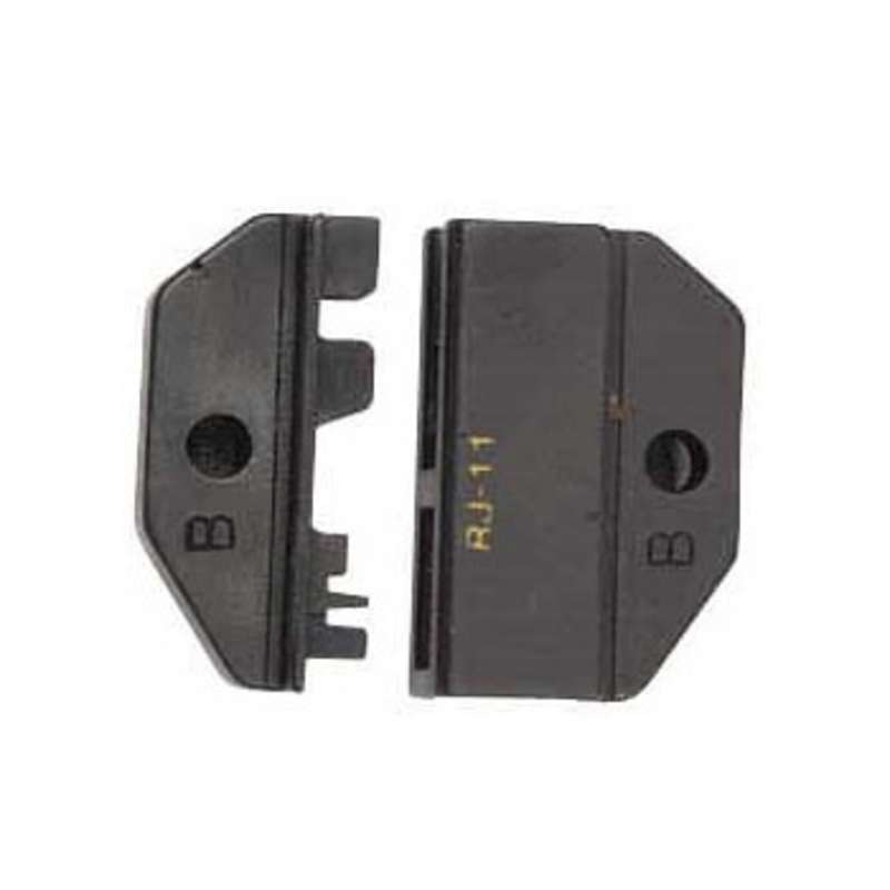 UC Series Crimp Die Set for Universal RJ-11 Modular Telecommunications Plus for 2, 4, or 6 Position Plugs