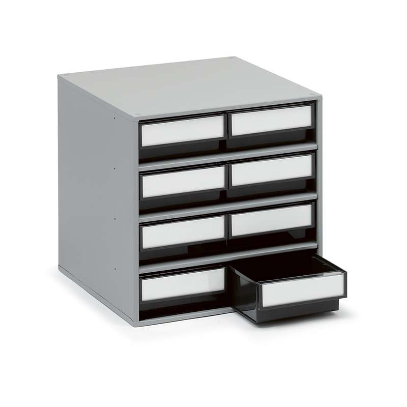 ESD Storage Cabinet w/ 8 Drawers Type 4020-4ESD