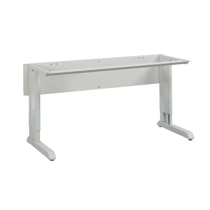 """30"""" x 48"""" Concept Work Station Frame, height adjustable 26.62"""" - 44.34"""", 1100 lbs. capacity"""