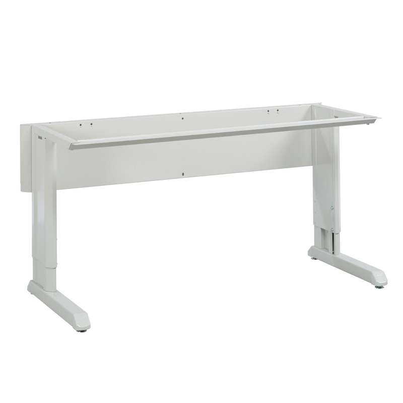 "30"" x 72"" Concept Work Station Frame, height adjustable 26.62"" - 44.34"", 1100 lbs. capacity"