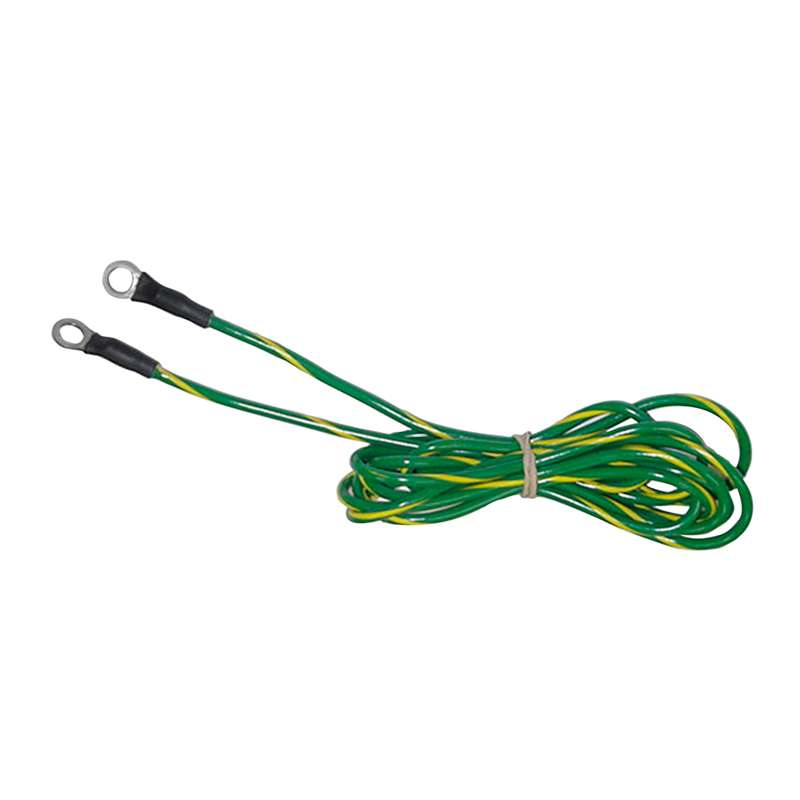Ground Cord with 1M OHM Resistor, 6' Long