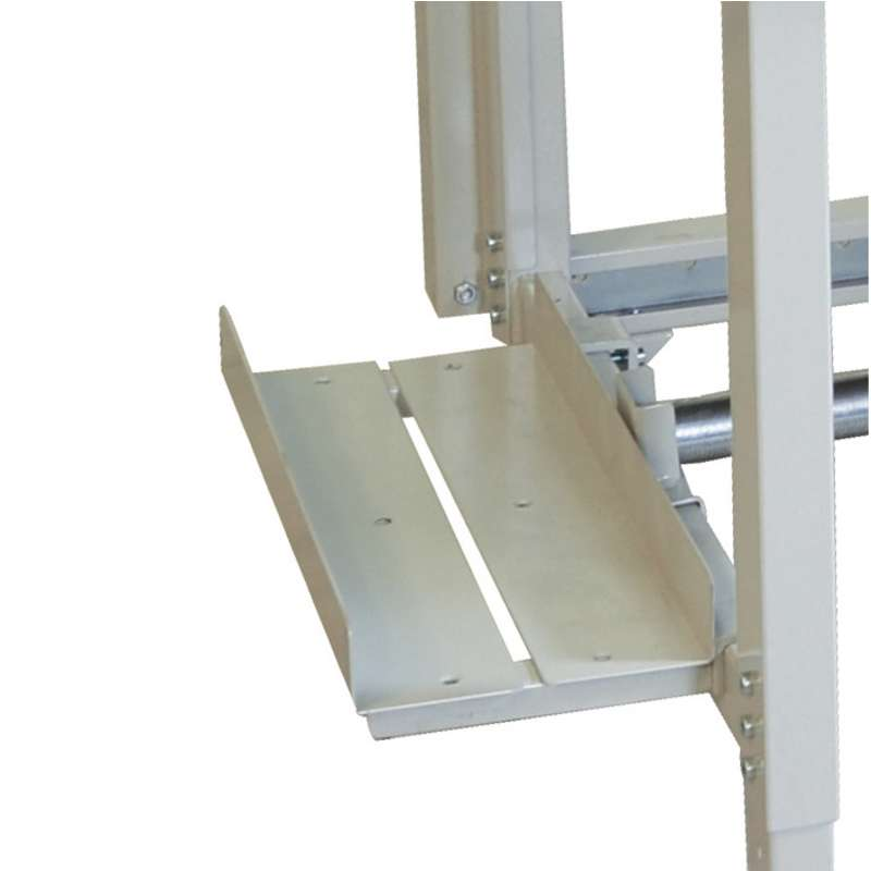 CPU-holder for Basic upright tube frame and Cornerstone frame, grey