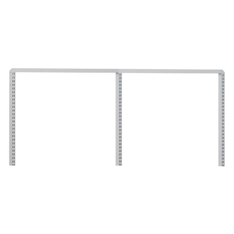 "Slotted upright module, 2M30, 2X30"" spacing, 53"" height (double bay)"