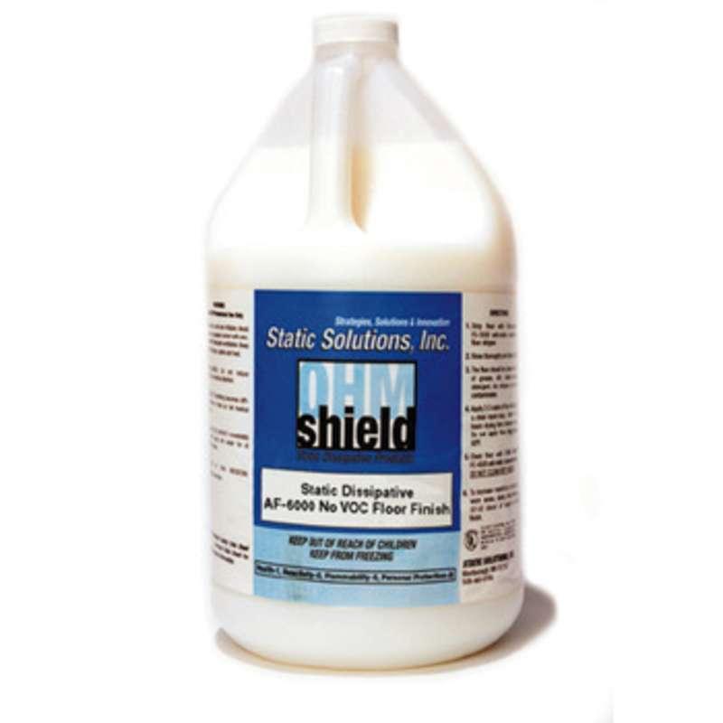 Low VOC Platinum Pro™ ESD Floor Finish Urethane Enhanced , 1 Gallon
