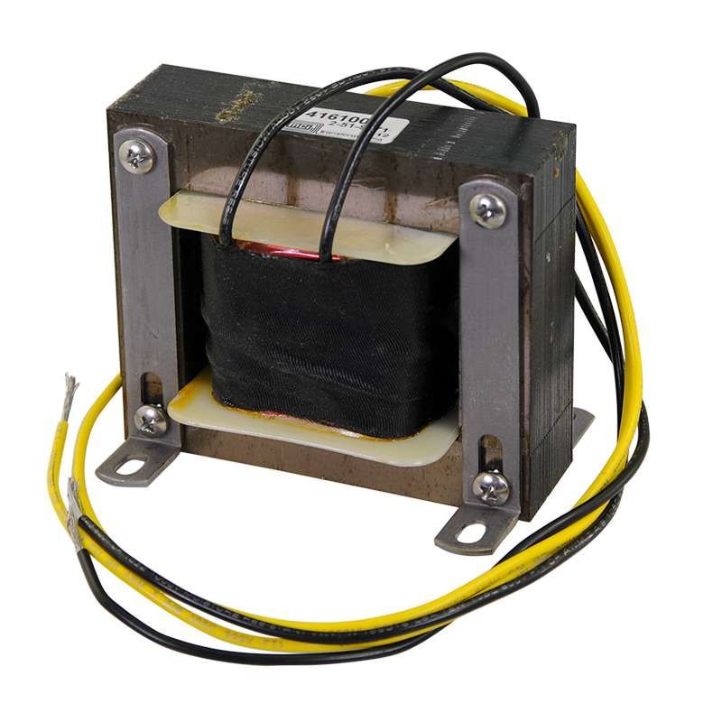 Core Coil Transformer with Mounting Brackets for the HF2147-00, 120V / 12V, 75VA