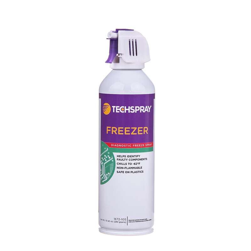 techspray freezer