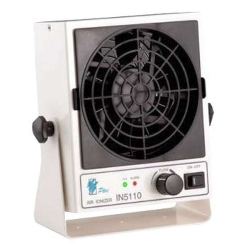 Ptec™ Ionizer Blower Benchtop, Personal, AC Remove Static Charges, 100-240V