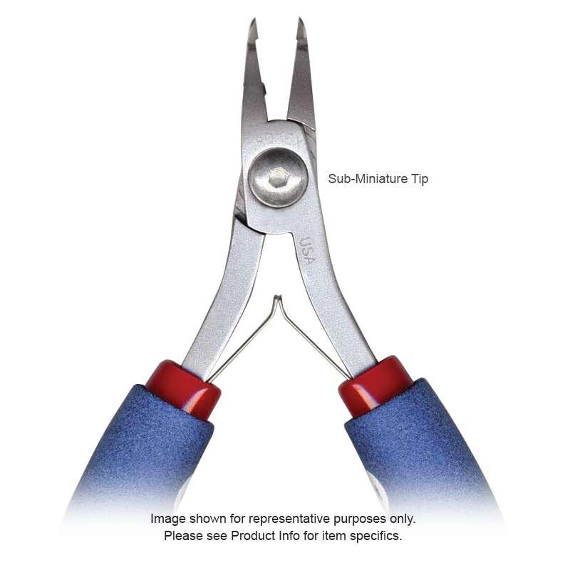 Tronex Sub-miniature Razor Flush® Tip Cutters, Long, Ergonomic Handles