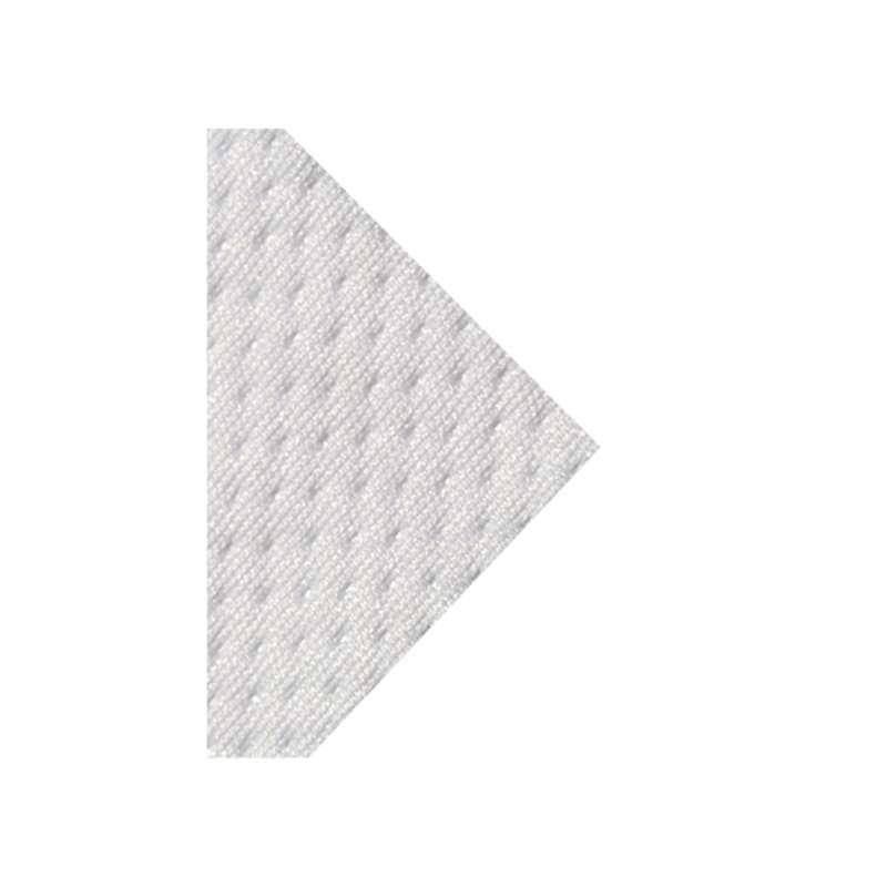 "NanoTek 2-Ply Polyester Cleanroom Wipers, Ultrasonic Sealed Edge, 12 x 12"", 100/BG, 8BG/CA"