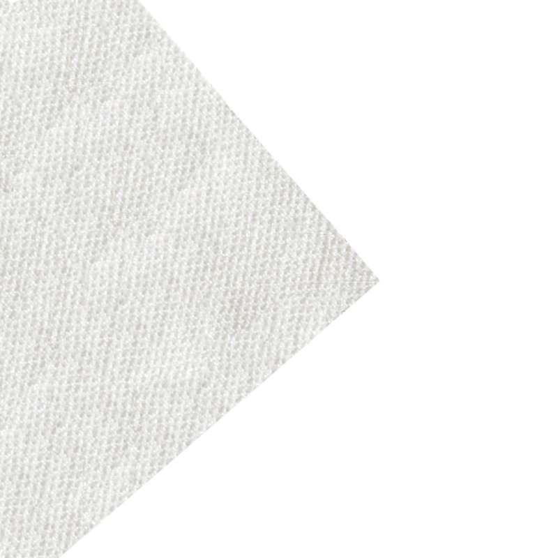 "MicroTek Standard Weight Polyester Cleanroom Wipers, Knife Cut Edge, 12 x 12"", 75/BG, 5BG/CA"