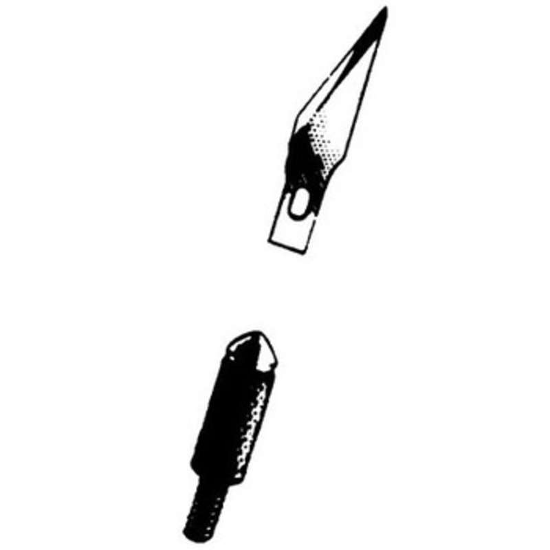 hot knife solder tip and chuck for sp23 iron. Black Bedroom Furniture Sets. Home Design Ideas