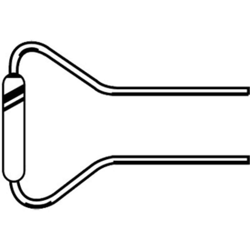 Rope Cutting Tip For 8200 Soldering Gun, 35.18mm