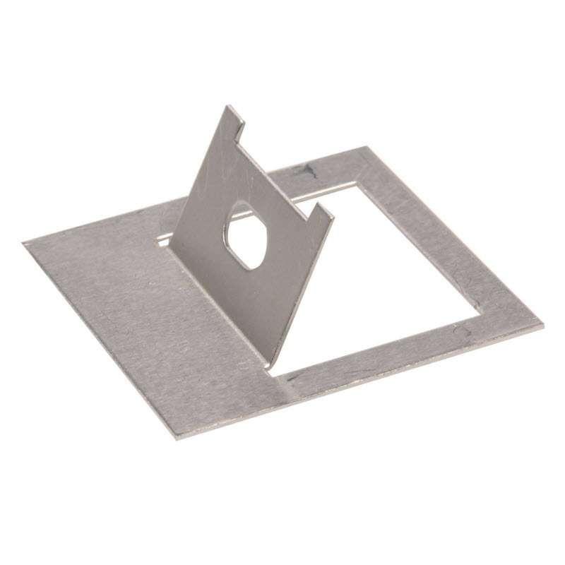 stamped aluminum soldering iron stand. Black Bedroom Furniture Sets. Home Design Ideas