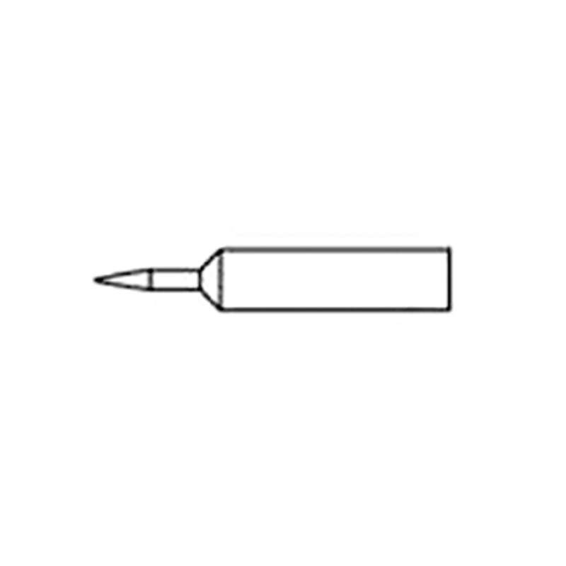 Micro Round Solder Tip, XNT Series for WXP65 Iron, .2mm