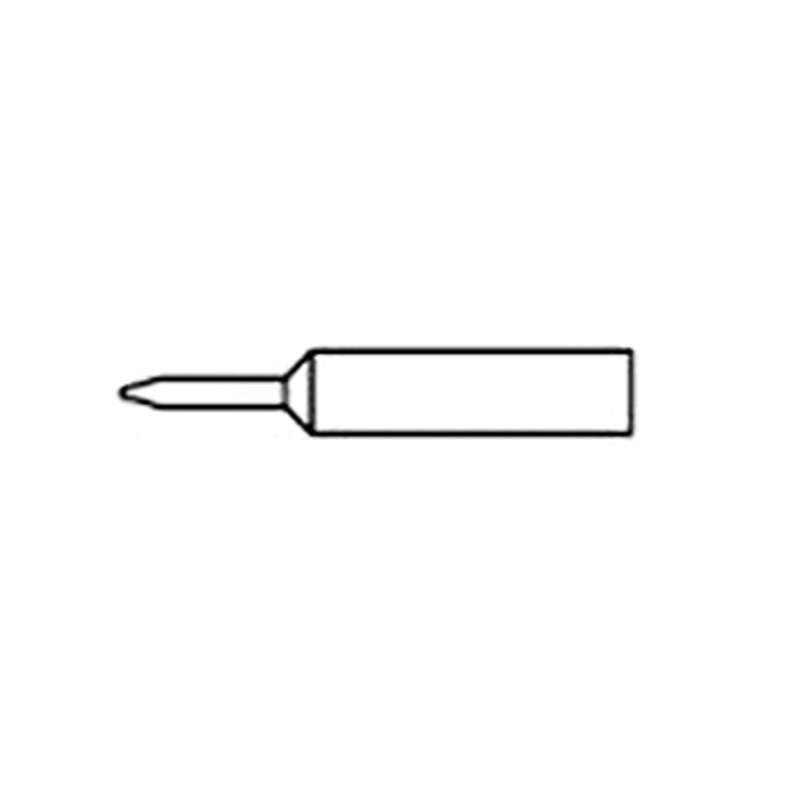 Cylindrical Solder Tip, XNT Series for the WXP65 Iron, 1.6mm x .4mm