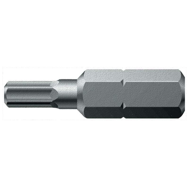 "840/1 Z Series Hex Socket Insert Bit for 1/4"" Hex Drive, 2mm x 1"" Long"