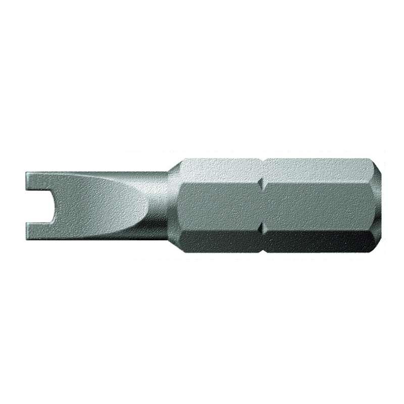 "857/1 Z Series Spanner Head Insert Bit for 1/4"" Hex Drive, #4 x 1"" Long"