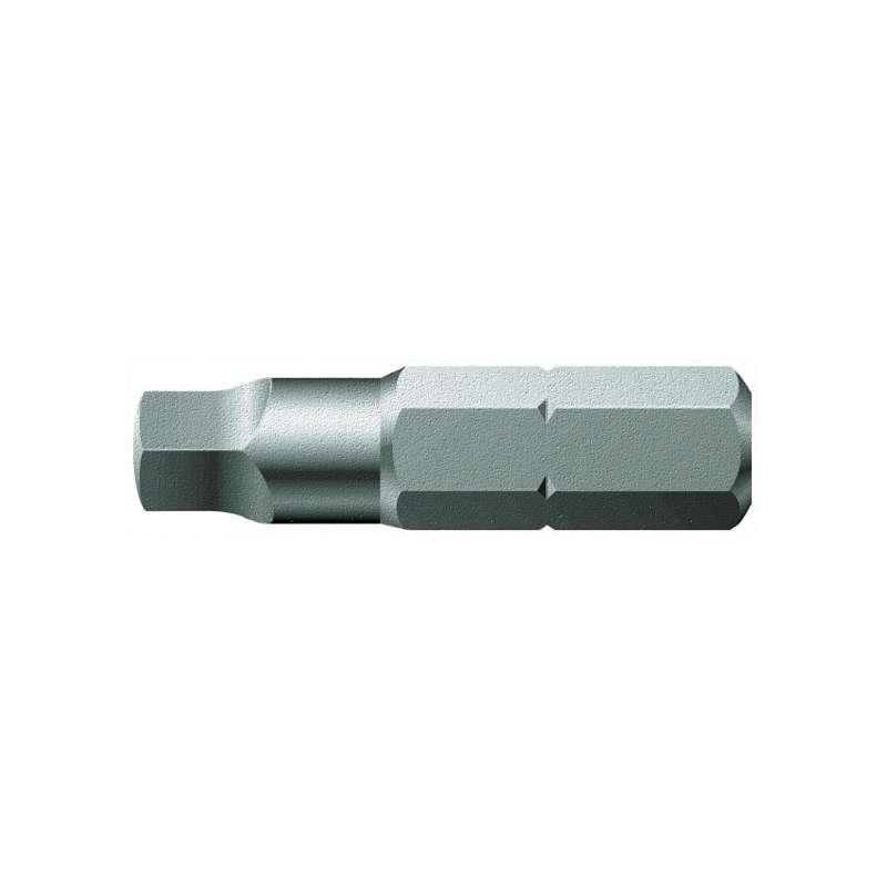 "868/1 Z Series Square-Plus Socket Head Insert Bit for 1/4"" Hex Drive, #3 x 1"" Long"