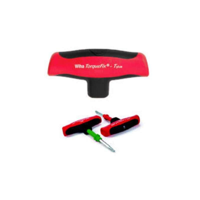 TorqueVario™ Soft Grip Adjustable Torque Control T-Handle, 5-14 Nm