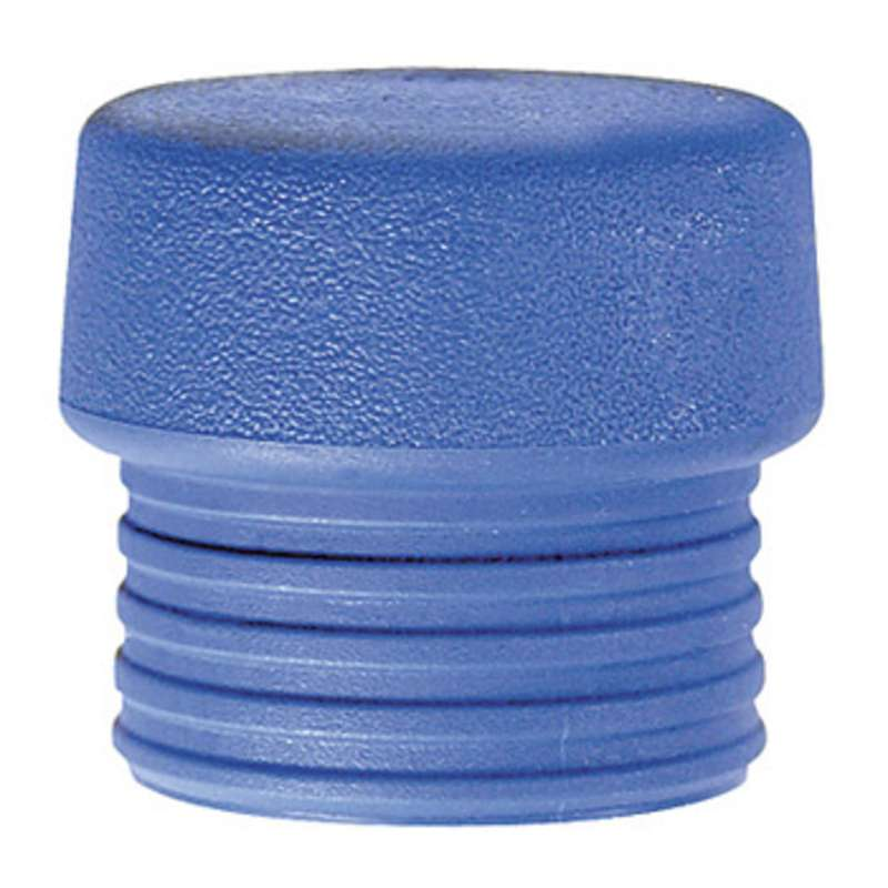 "Soft Round Replacement Mallet Face, 1-1/5"" Diameter"
