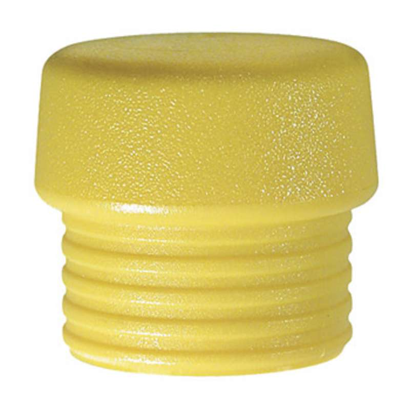 "Medium/Hard Round Replacement Mallet Face, 1-1/5"" Diameter"