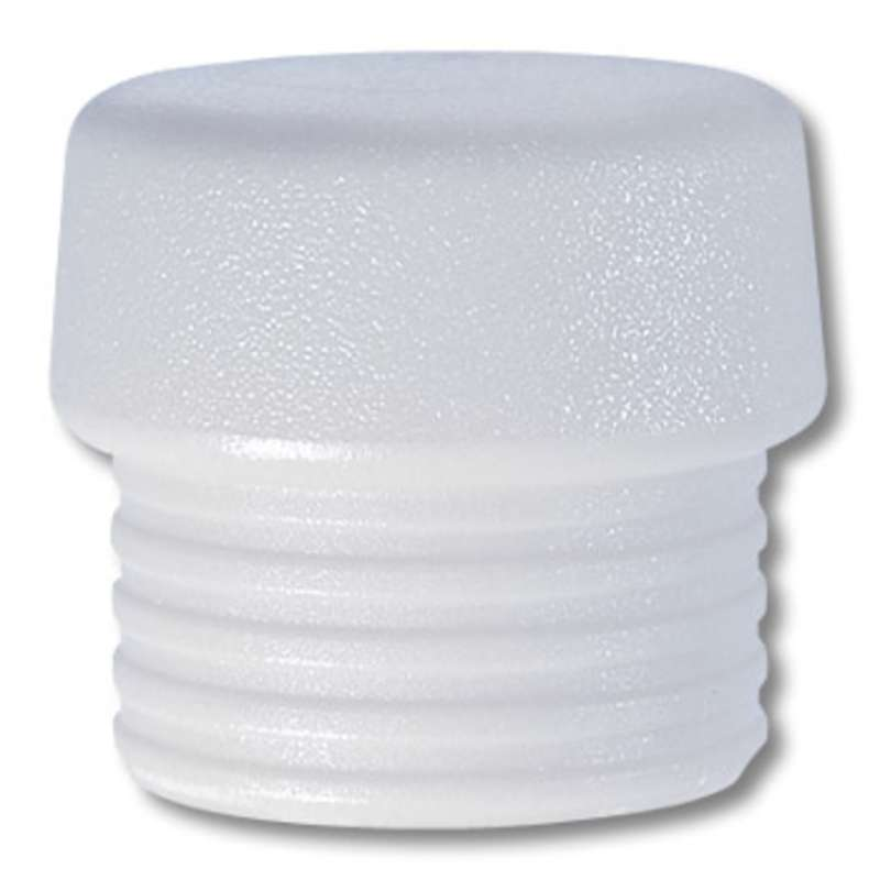 """Soft Round Replacement Mallet Face, 2-2/5"""" Diameter"""
