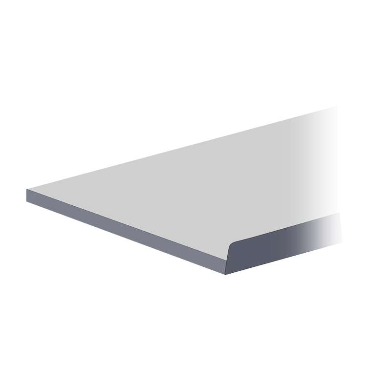 "Quick Ship ESD-Safe Steel Split Shelf for 60"" Concept 2000 Workstations, 12""D x 30""W"