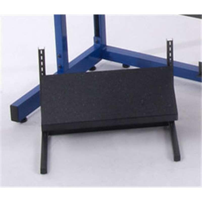 "Free Standing Footrest, 24x10x16"""