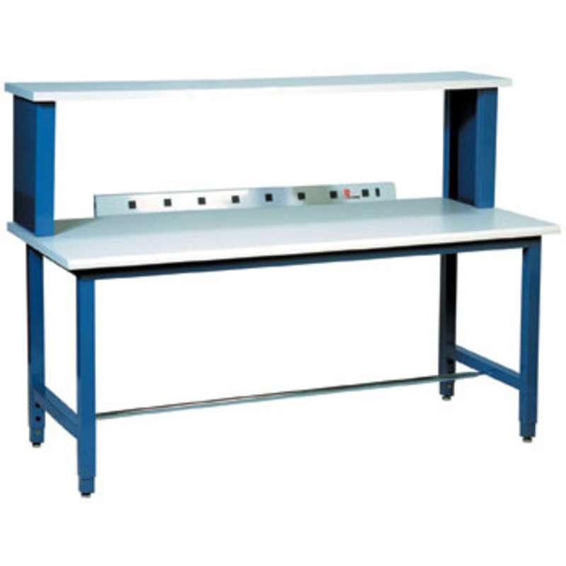 """Production Series PB2 Complete ESD Bench, 30""""D x 72""""W"""