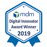 MDM Digital Innovator Award Winner 2019