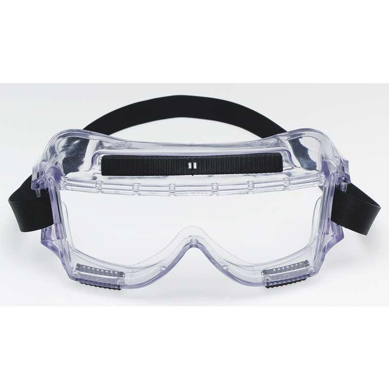 3M™ Centurion™ Safety Splash Goggle 454AF, 40305-00000-10 Clear Anti-Fog Lens 10 ea/case